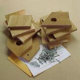 birdhouse kit unassembled